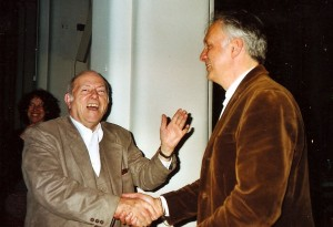 Kurt Equiluz and Geert Berghs