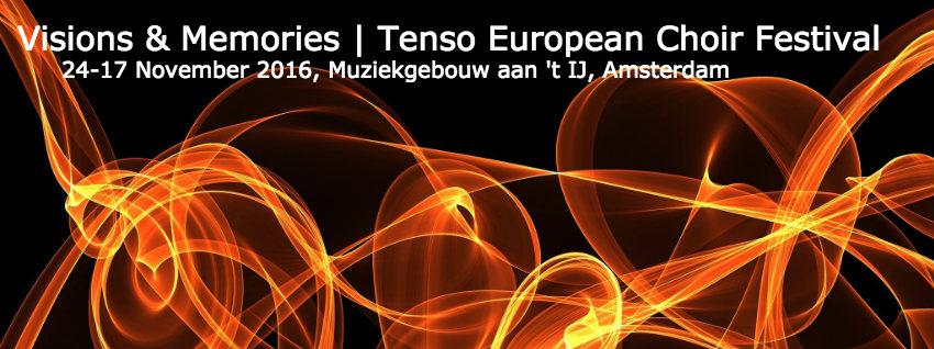 Tenso Europan Choir Festival in Amsterdam